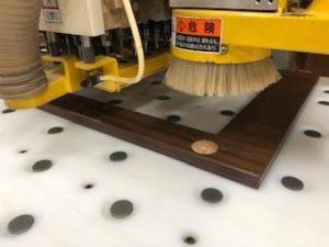 渡辺木工 木材加工