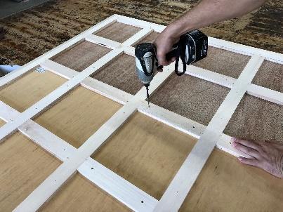 渡辺木工 組み立て加工