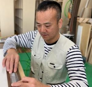 渡辺木工 代表渡辺慎吾